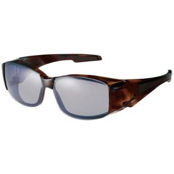 スワンズ(SWANS) DMBR オーバーグラス フレームレス 偏光レンズモデル OG6-0751 スポーツ フィッシング ゴルフ ウォーキング サングラス