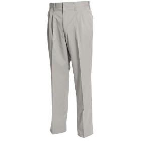 ティーエスデザイン(TS DESIGN) メンズ ツータックスラックス シルバーグレー 70-88 1711 21 作業服 作業着 ワークウェア パンツ ズボン