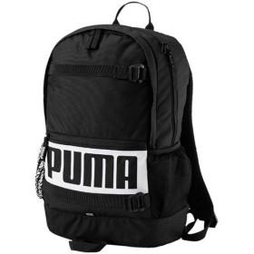 プーマ(PUMA) デッキ バックパック ブラック 074706 01 リュックサック デイパック スポーツバッグ カバン