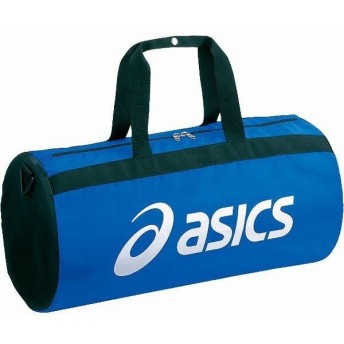 アシックス コンパクトドラム ブルー×ホワイト asics EBG443 4501