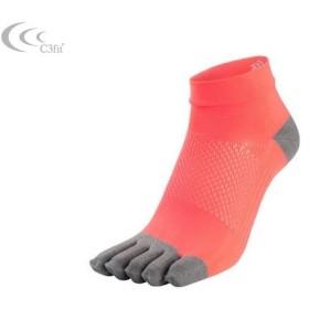 シースリーフィット C3fit メンズ&レディース 5フィンガーアーチサポートショートソックス 5 Finger Arch Support Short Socks 靴下