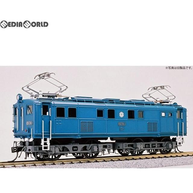『新品即納』{RWM}【特別企画品】秩父鉄道 ED38 1号機 電気機関車 II 青色仕様 塗装済完成品 リニューアル品 HOゲージ 鉄道模型 ワールド工芸(20180930)