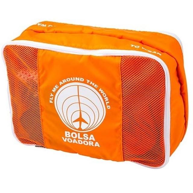 ミズノ(mizuno) ゴルフ インナーバッグ ボルサ BOLSA Lサイズ オレンジ 5LJD162500 ゴルフ用品 バック 鞄 収納 2層