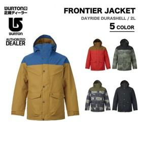 BURTON バートン ウェア スノーボード メンズ ジャケット FRONTIER JACKET ウエア 旧モデル 型落ち セール