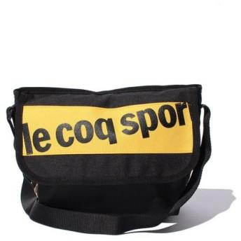 ルコック(le coq) QA-660363 BLK ミニショルダーバッグ ショルダーバッグ