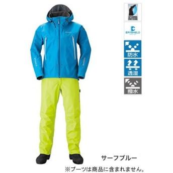 シマノ DSアドバンススーツ RA-025Q 2XL サーフブルー