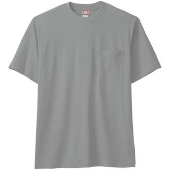 桑和(SOWA) 半袖 Tシャツ 26/モクグレー M〜3Lサイズ 0001 作業着 作業服 ワークウェア ウエア トップス メンズ