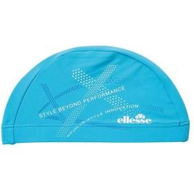 エレッセ(ellesse) スイムキャップ ストリームウルトラタフネススイムキャップ アズーロ ESC0802 AZ スイムウェア 水泳帽 プール 水着
