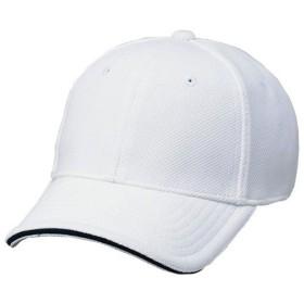 エスエスケイ(SSK) A-FLEXキャップ SSK-BC501AF (10)ホワイト 野球 帽子 練習 試合