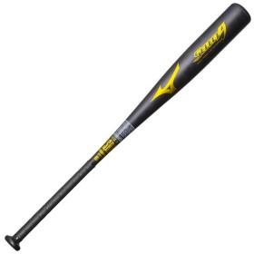ミズノ 軟式用 セレクトナイン(金属製) ブラック Mizuno 1CJMR12584 09 野球 バット 軟式