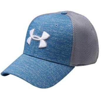 アンダーアーマー(UNDER ARMOUR) スレッドボーンクラシック メッシュキャップ UA TB Classic Mesh Cap 588:BAB/ZCG/WHT LG/XL 1305017 ゴルフウェア 帽子