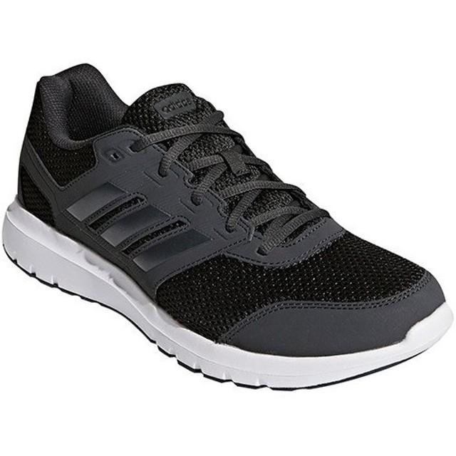 アディダス(adidas) メンズ スニーカー デュラモライト DURAMOLITE 2.0 M カーボンS18/コアブラック/コアブラック DWH18 CG4044 ランニングシューズ