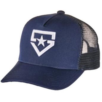 アンダーアーマー(UNDER ARMOUR) パネルキャップII レギュラー UA BB PANEL CAP II REGULAR 410:MDN ONESIZE 1313607 野球 キャップ 帽子 メンズ
