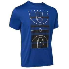 アンダーアーマー(UNDER ARMOUR) メンズ バスケ 半袖 テックTシャツ UA TECH FILO SS 400:RYL/WHT 1313541 バスケットボール ウェア トップス Tシャツ シャツ