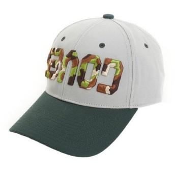 セブゴルフ(SEV GOLF) ビッグロゴキャップ 17SGCPLV003GYGR (Men's)