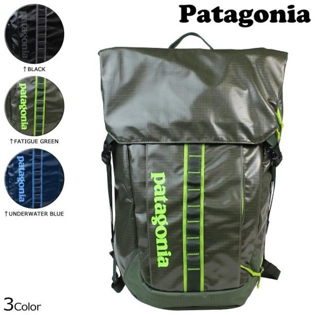 パタゴニア patagonia リュック バックパック 32L BLACK HOLE PACK メンズ レディース 49331