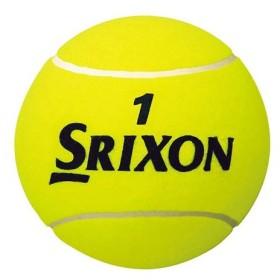 スリクソン(SRIXON) ジャンボボール DUN TAC704 テニス アクセサリー 小物