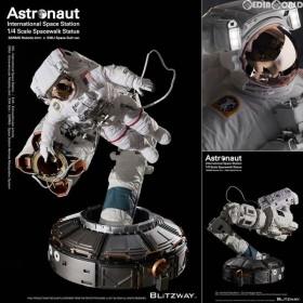 『新品即納』{FIG}The Real(ザ・リアル) アストロノーツ ISS EMU Ver. スパーブ スケール スタチュー 1/4 完成品 フィギュア(BW-SS-20201) ブリッツウェイ