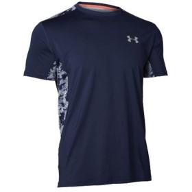 アンダーアーマー(UNDER ARMOUR) 9ストロング ショートスリーブ シャツ UA 9 STRONG SS SHIRT 410:MDN 1313590 野球 ウェア Tシャツ 半袖 メンズ