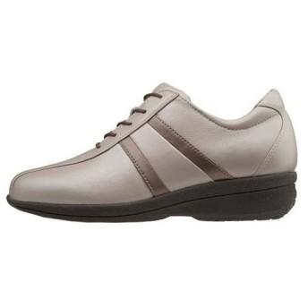 ミズノ(MIZUNO) LS550 レディース シャイニーベージュ B1GF154049 ウォーキングシューズ 靴 スニーカー フットウェア
