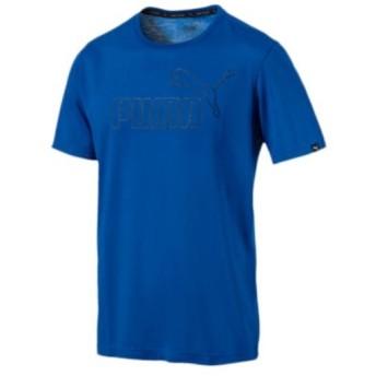 プーマ(PUMA) メンズ SS Tシャツ ターキッシュシー 592894 75 トレーニングウェア スポーツウェア 半袖