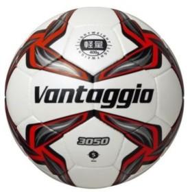 モルテン サッカーボール ヴァンタッジオ3050軽量 5号・シニア用(軽量タイプ) シャンパンシルバー×レッド F5V3050-LR フットボール