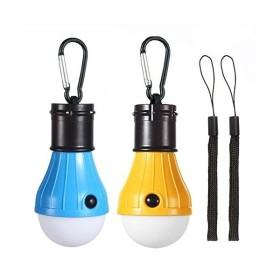 MMGG LEDランタン 防水防風 懐中電灯 吊り 野外キャンプ、アウトドア活動、夜釣りや屋外屋内の照明、停電用などに使えます(二点セット)