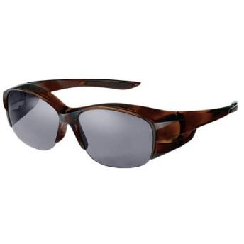 スワンズ(SWANS) DMBR オーバーグラス ハーフリム 偏光レンズモデル OG5-0751 スポーツ フィッシング ゴルフ ウォーキング サングラス