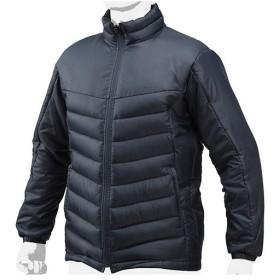 ミズノ(MIZUNO) テックフィルジャケット ネイビー 12JE7G3014 野球 防寒着 コート ジャケット メンズ