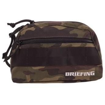 ブリーフィング(BRIEFING) B SERIES ROUND POUCH BG1732401-161 (Men's)