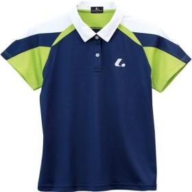 LUCENT ゲームシャツ W NV  LUCENT ルーセント テニスゲームシャツ W (xlp4956)