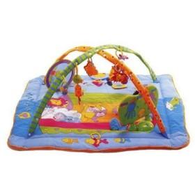 TINY LOVE ジミニートータルプレイグラウンド(キック&プレイ) ジムマット プレイジム/ベビー知育玩具/布おもちゃ