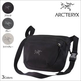 アークテリクス ARCTERYX MAKA2 ショルダーバッグ ウエストバッグ バッグ マカ2 メンズ レディース 3L WAISTPACK ブラック グレー 17172 10/31 追加入荷
