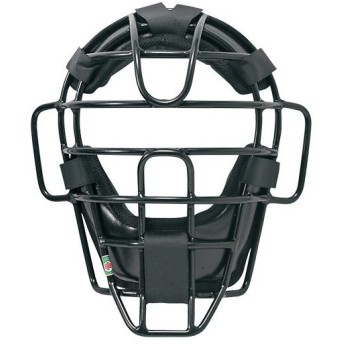 エスエスケイ(SSK) 軟式用マスク(A・B 号球対応) ブラック SSK-CNM1510S 90 野球 プロテクター用品 防具