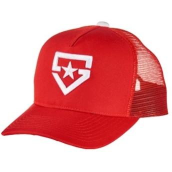 アンダーアーマー(UNDER ARMOUR) パネルキャップII レギュラー UA BB PANEL CAP II REGULAR 600:RED ONESIZE 1313607 野球 キャップ 帽子 メンズ