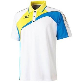 ミズノ(MIZUNO) ゲームシャツ 62MA501501 テニスウェア ラケットスポーツ メンズ レディース