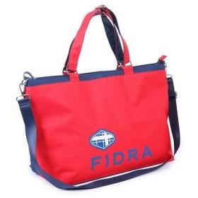 フィドラ(FIDRA) 2017 2toneトートバッグ BFA382485-RED (Men's)