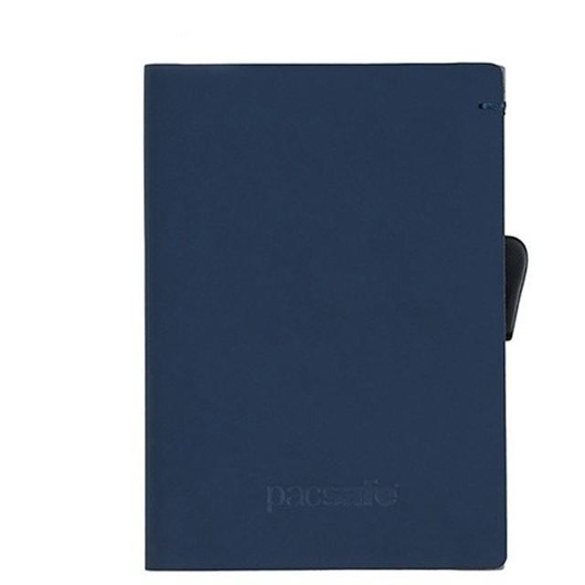 65a062676dad pacsafe パックセーフ RFID スライダーウォレット NV 12970220 ネイビー 三つ折り財布 ファッション メンズファッション  ファッション