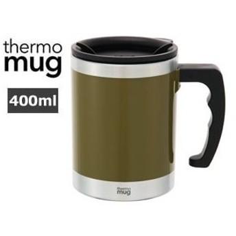 thermo mug/サーモマグ M16-40-KHA マグ (カーキ)