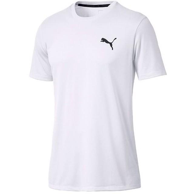 プーマ(PUMA) トレーニングウェア メンズ ACTIVE SS Tシャツ プーマホワイト 851702 02 スポーツウェア 半袖