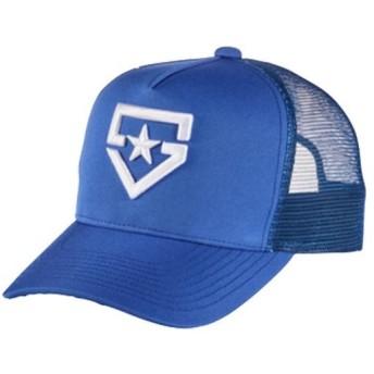 アンダーアーマー(UNDER ARMOUR) パネルキャップII レギュラー UA BB PANEL CAP II REGULAR 400:RYL ONESIZE 1313607 野球 キャップ 帽子 メンズ