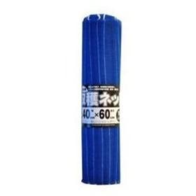 MATAI/日本マタイ  収穫ネット種もみ用 10枚巻 40cm×60cm 青