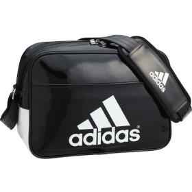 アディダス 【男女兼用 エナメルバッグ】 BASIC エナメル S BLK/WHT adidas BIP39 AP3368 サッカー、フットサル サッカー用バッグ