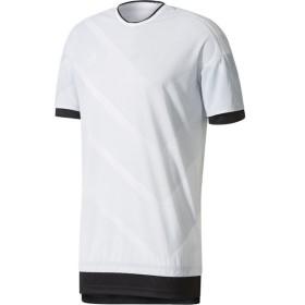 アディダス (メンズ サッカー・フットサルウェア) RENGI トレーニングジャージー半袖1 CE8181 adidas DKT84 CE8181