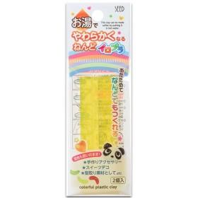 プラスチック粘土 SEED シード イロプラ イエロー ACG-PC1-Y