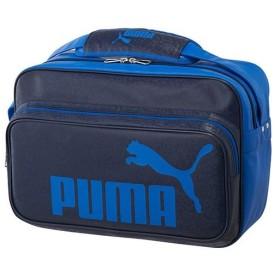 プーマ(PUMA) トレーニング PU ショルダー Lサイズ ピーコート/ターキッシュシー 075371 04 ショルダーバッグ エナメルバッグ スポーツバッグ カバン 部活