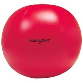 トーエイライト(TOEI LIGHT) カラー大玉普及タイプ100cm 赤 B-3275R 運動会/競技用品 玉ころがし