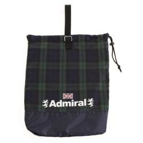 アドミラル(Admiral) CHECK シューズケース ADMZ8SE1-TRT (Men's)