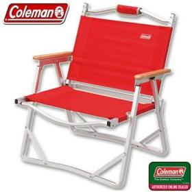 コールマン(Coleman) キャンプ コンパクトフォールディングチェア(レッド) 170-7670 アウトドア バーベキュー 椅子 運動会