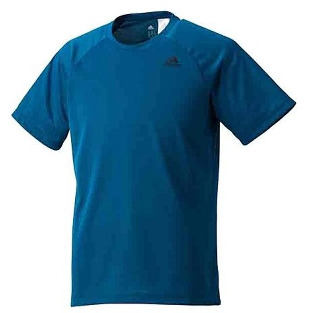 アディダス adidas メンズ D2M トレーニングワンポイントTシャツ スポーツ トレーニング 半袖 Tシャツ